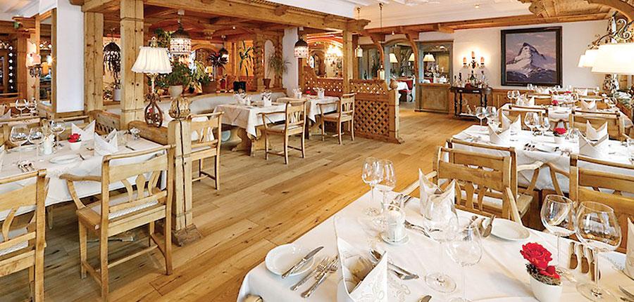 Hotel Schönegg, Zermatt, Switzerland - restaurant.jpg